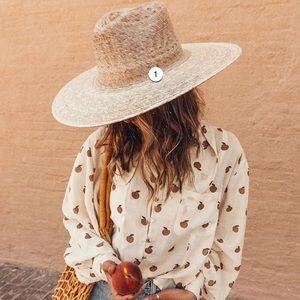 Lack of Color western Palma hat